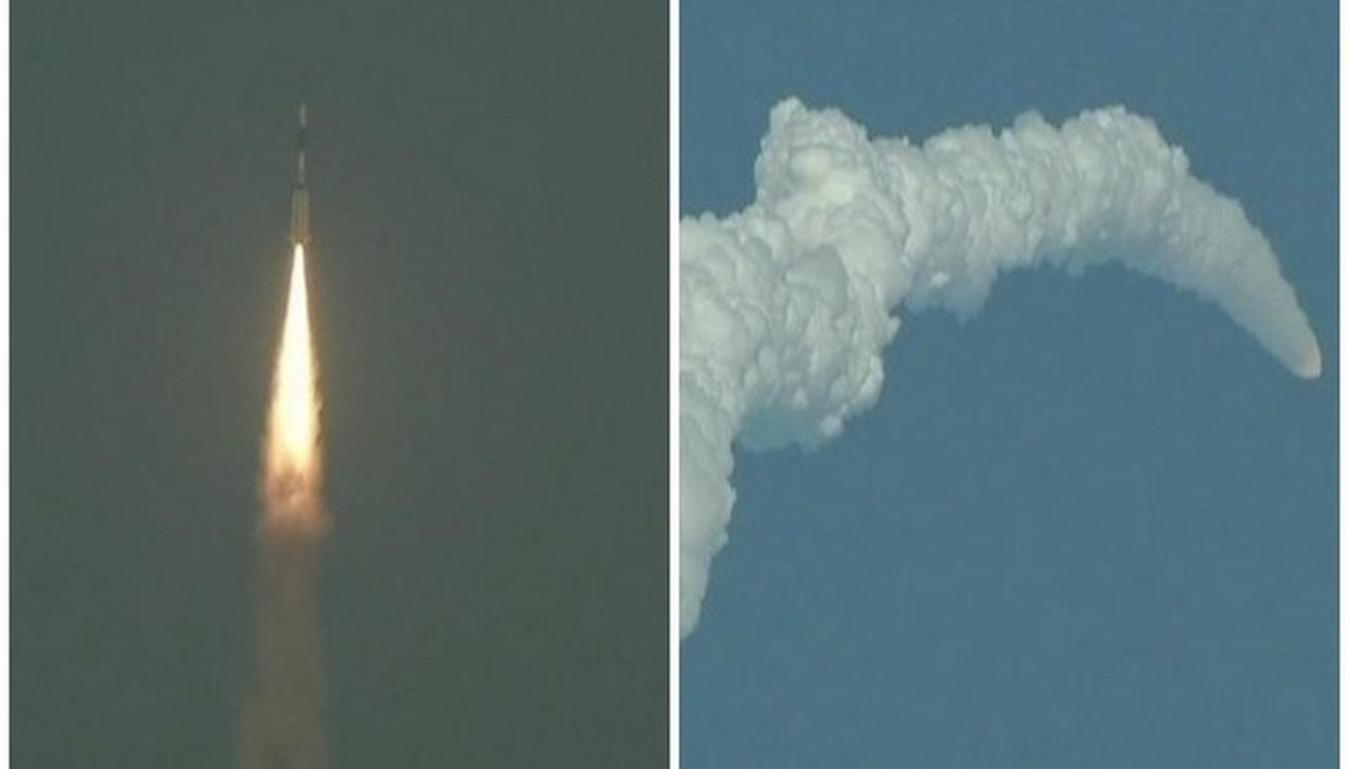 CONTACT LOST WITH RECENTLY LAUNCHED GSAT-6A