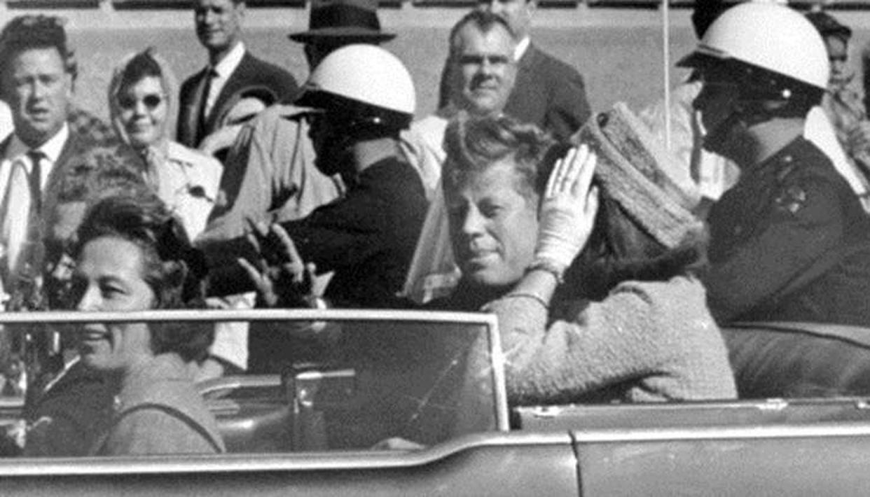 DIARY OF KENNEDY'S WHITE HOUSE NANNY UP FOR AUCTION