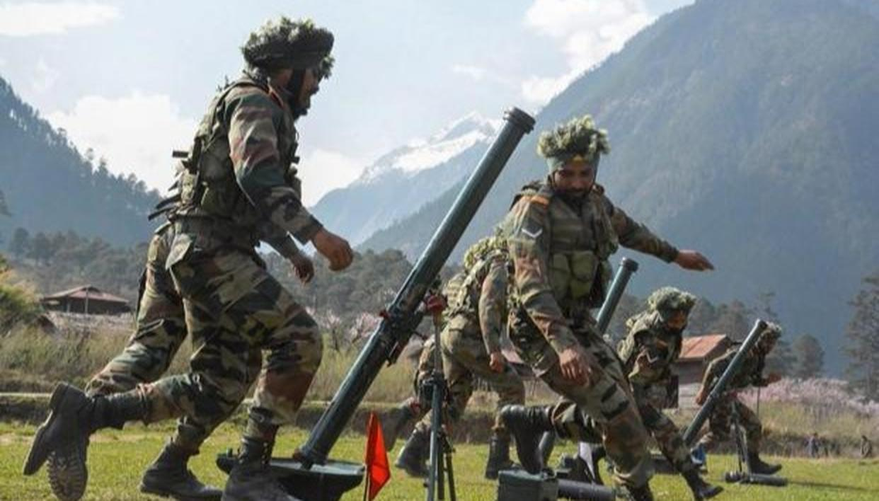 ARMY INCREASES STRENGTH AT INDIA-CHINA-MYANMAR TRI-JUNCTION