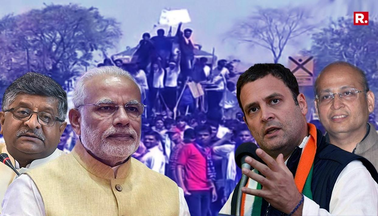Bharat Bandh: Massive protests rock the country as Govt ...
