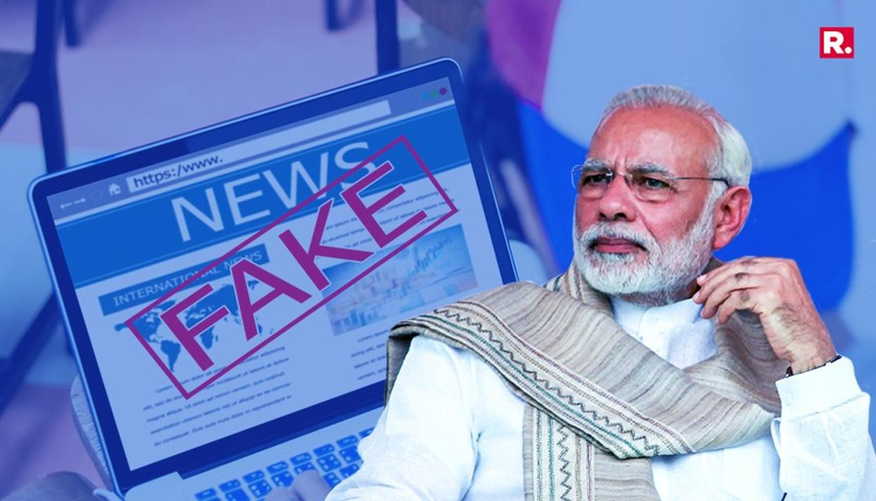 FAKE NEWS ORDER WITHDRAWN