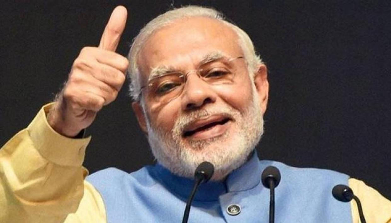 PM WISHES LUCK TO INDIAN CONTINGENT FOR CWG