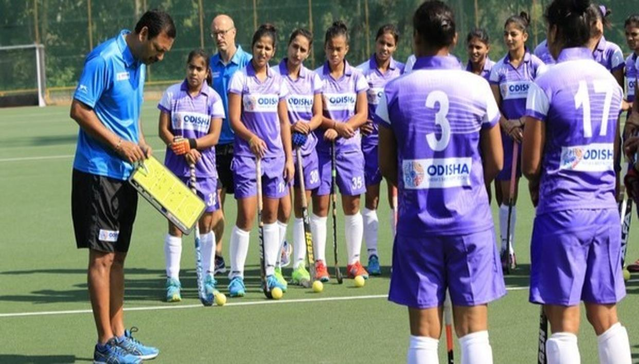 INDIAN HOCKEY TEAM STUNNED 2-3 BY WALES