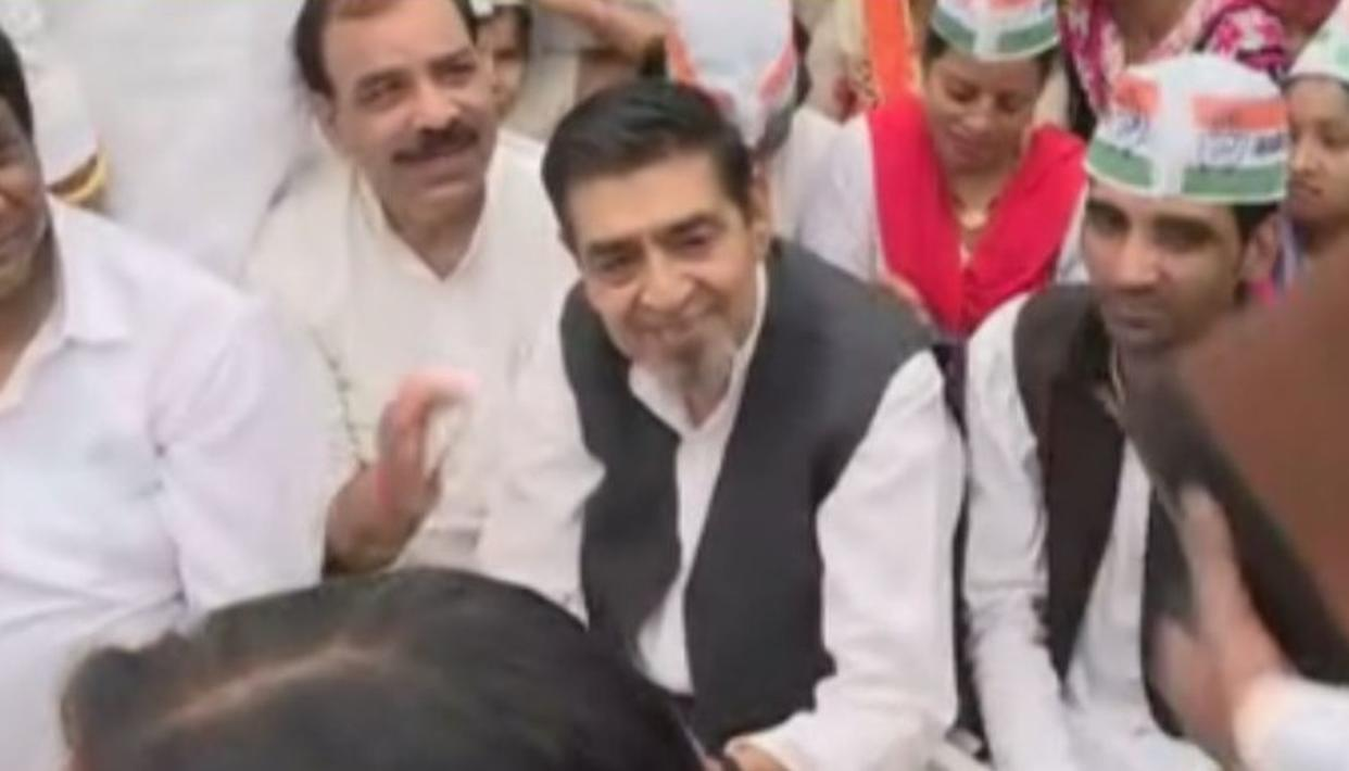 TYTLER CONTROVERSY AT RAHUL RALLY