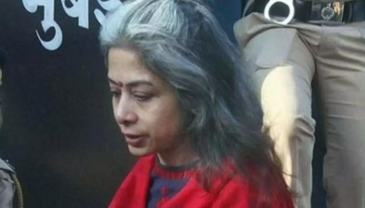 INDRANI HAD LUNCH OUTSIDE BEFORE FALLING ILL