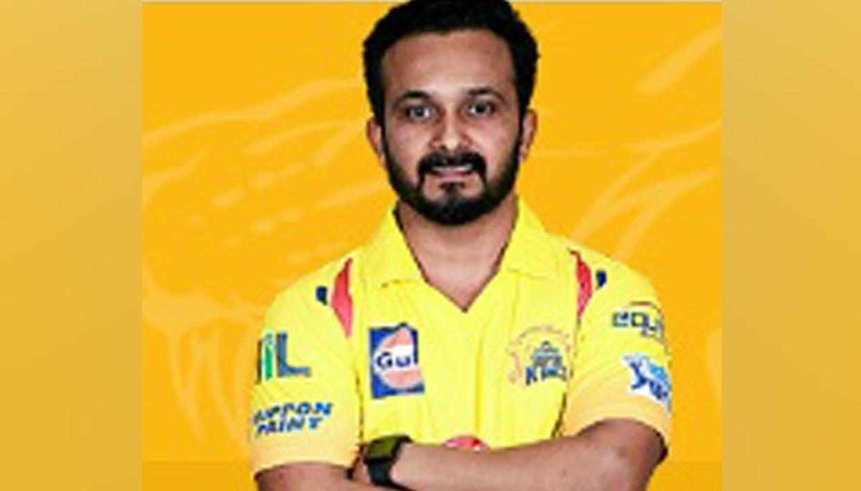 CSK'S JADHAV RULED OUT OF IPL