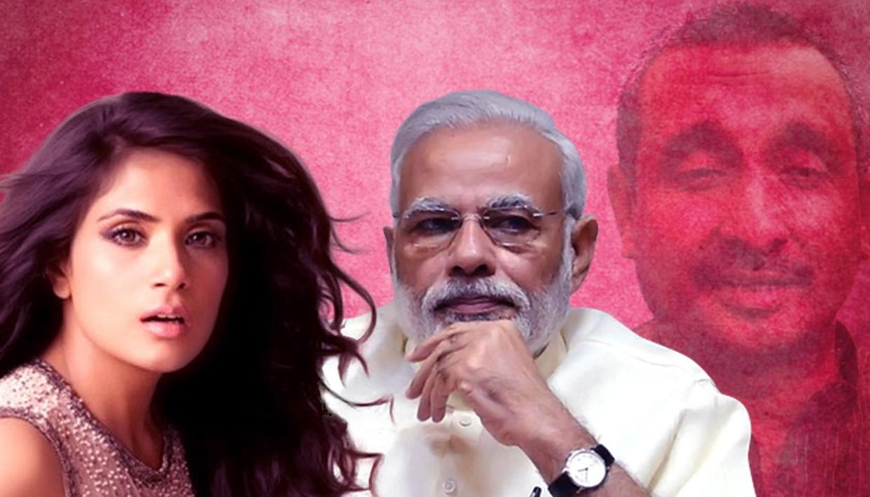 RICHA CHADHA IS UNFORGIVING TOWARDS PM MODI AND THE GOVERNMENT ON UNNAO RAPE CASE