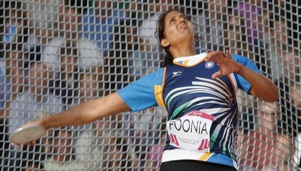 CWG'18: DISCUS THROWERS PUNIA AND DHILON BAGGED MEDALS