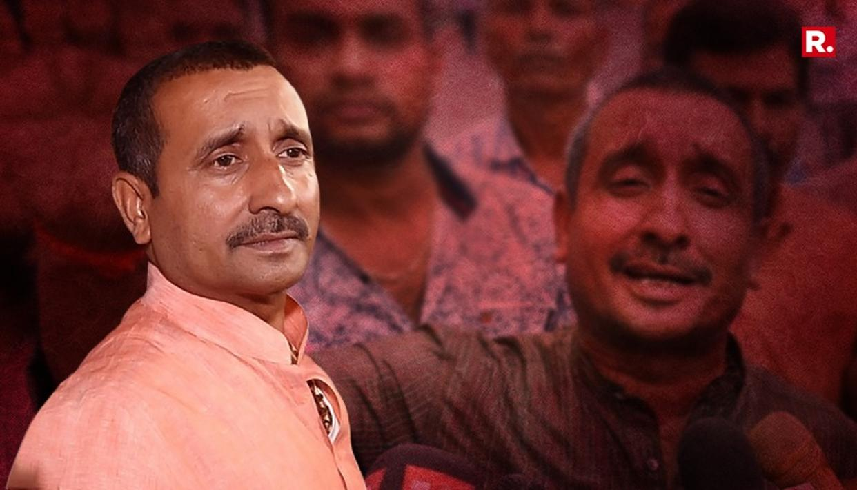 CBI TO ARREST UNNAO RAPE ACCUSED BJP MLA