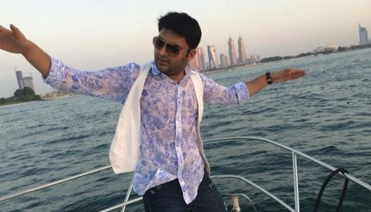 'KAPIL SHARMA COULDN'T HANDLE HIS SUCCESS WELL'