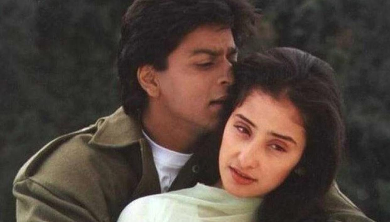 WHEN SRK WAS LOST IN A FOREST