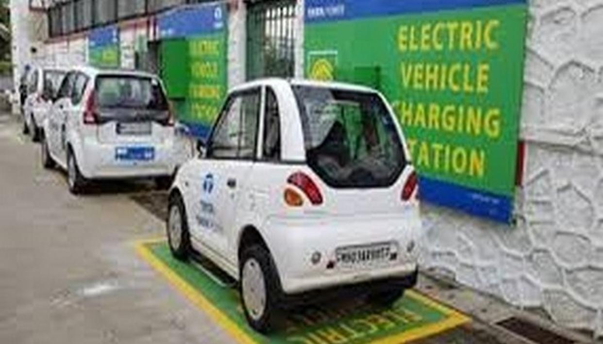NO SEPARATE LICENSE FOR EV CHARGING STATIONS