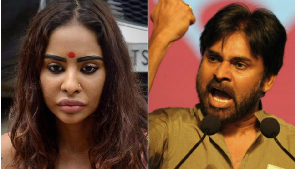PAWAN KALYAN ON SRI REDDY CONTROVERSY: MY 70-YEAR-OLD MOTHER HAD TO GET ABUSED IN PUBLIC