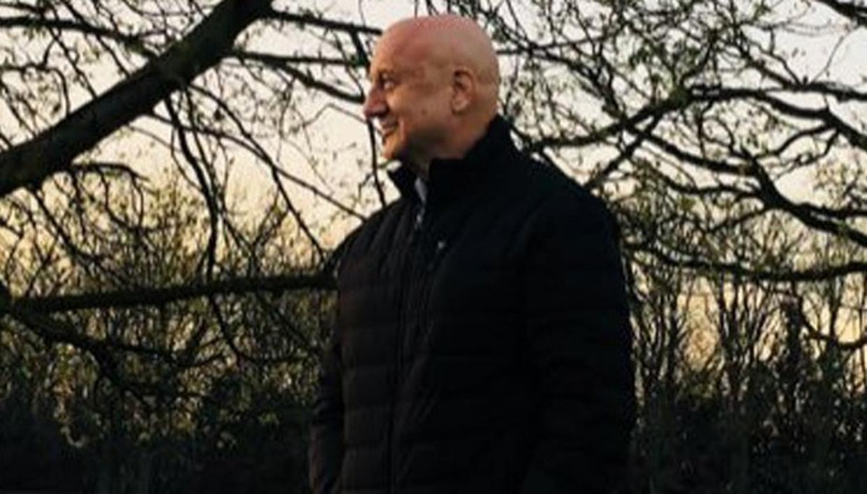KHER TO STAR IN BBC's 'MRS WILSON'