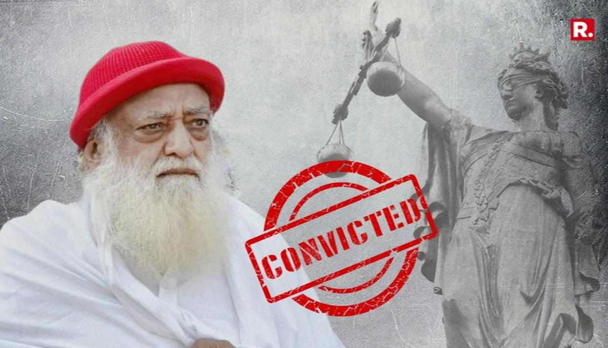 ASARAM CONVICTED, VICTIM'S FATHER SPEAKS