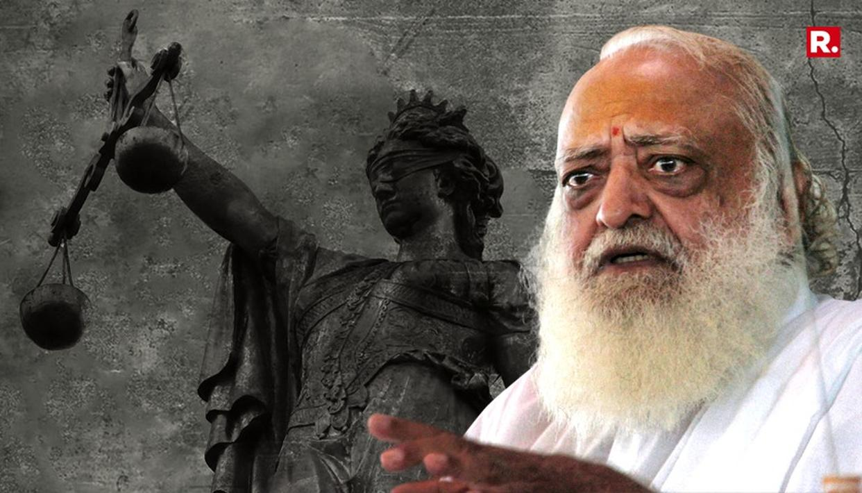 LIFE IMPRISONMENT FOR ASARAM