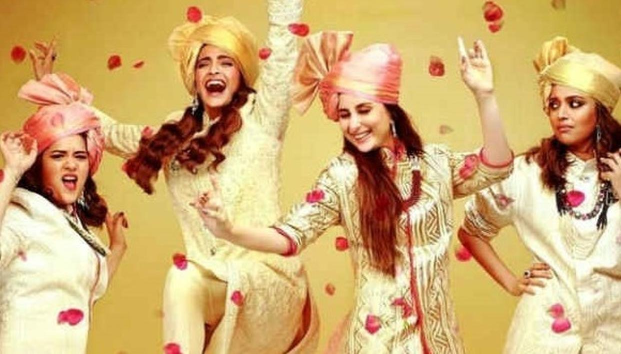 'VEERE DI WEDDING' TRAILER IS NOW OUT!