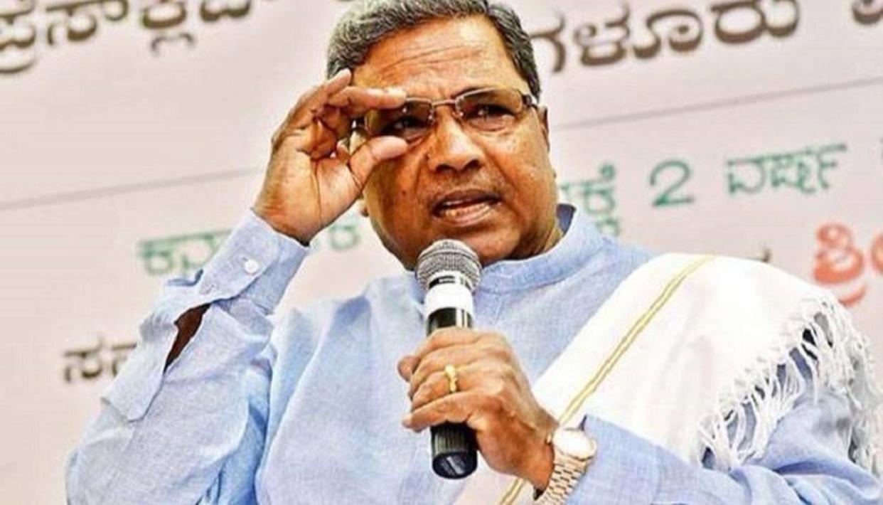 K'TAKA GOVT WITH EC's ORDER BANS BJP ADs