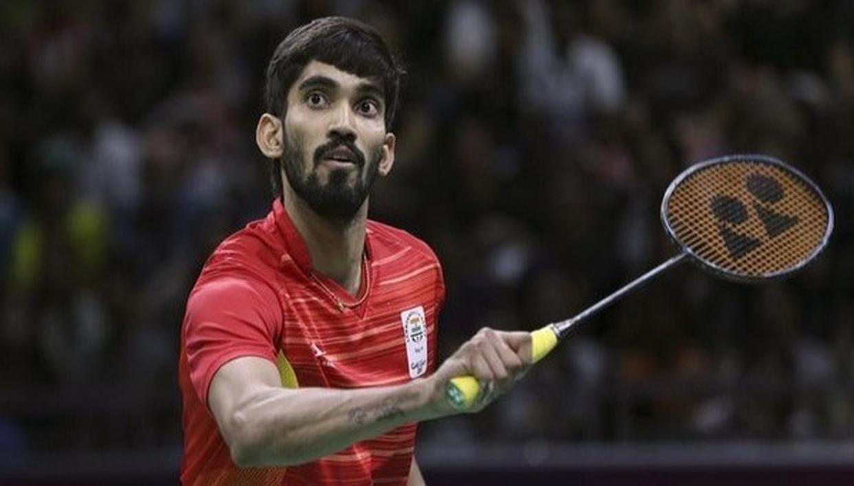 SRIKANTH CRASHES OUT OF BADMINTON ASIA C'SHIPS