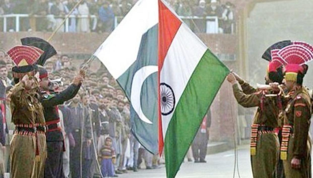 INDIA-PAK TO CARRY OUT MILITARY DRILLS