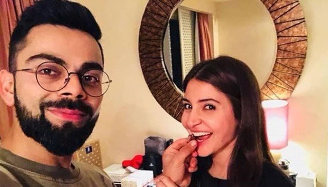 ANUSHKA TURNED 30 ON MAY 1. HERE'S A GLIMPSE OF VIRUSHKA'S JOURNEY SO FAR