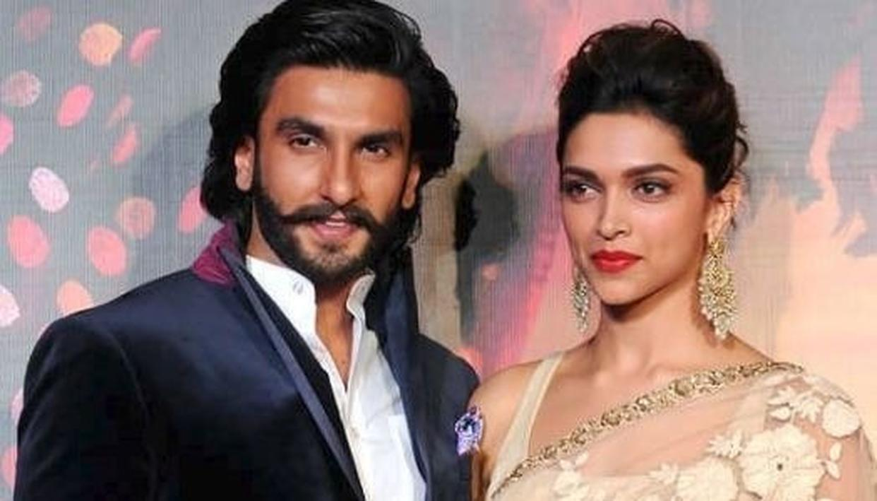 RANVEER-DEEPIKA 'WEDDING' , SWISS VOLUNTEER DRIVE LINKED?
