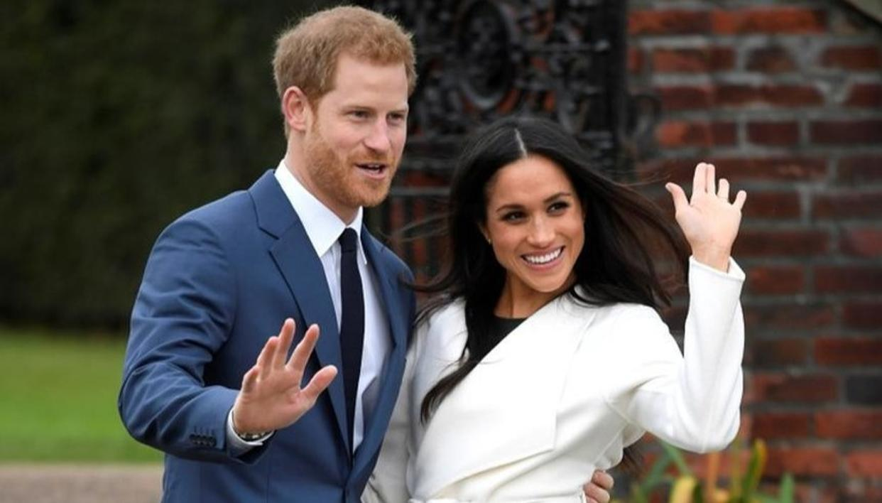 ROYAL WEDDING GUESTS TOLD TO BRING OWN PICNIC LUNCH