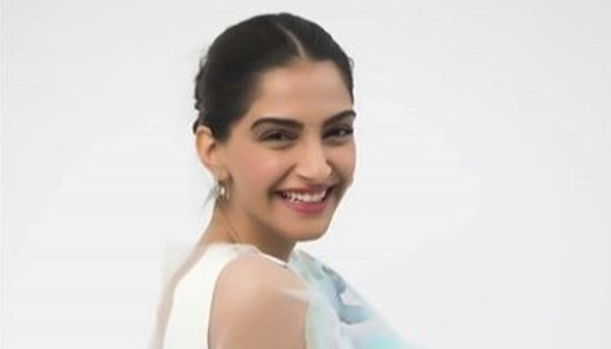 SONAM KAPOOR HAS THE SECRET TO A PERFECT MARRIAGE