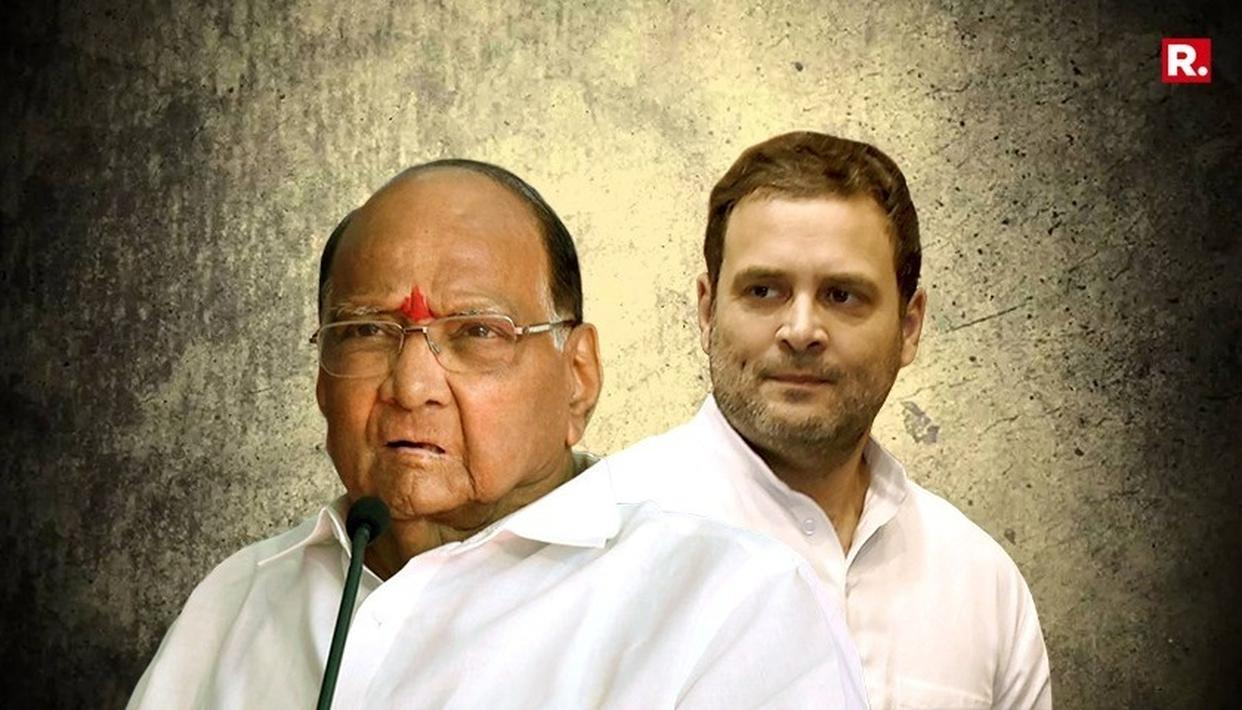 NCP REJECTS RAHUL'S LEADERSHIP