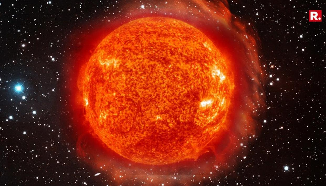 HERE'S HOW OUR SUN WILL DIE