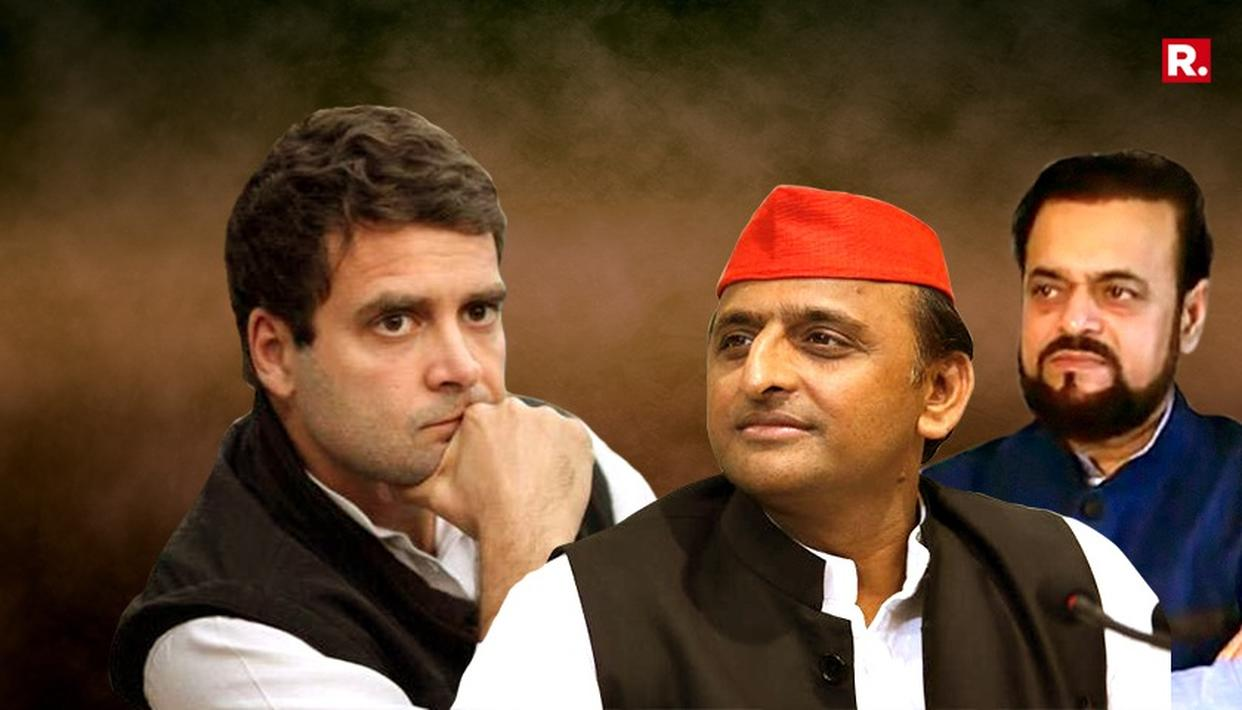 'BADE LOGO KI PARTY' CONG: AKHILESH'S AIDE