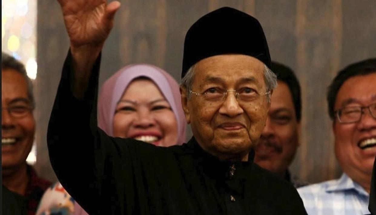 SEVENTH PRIME MINISTER OF MALAYSIA
