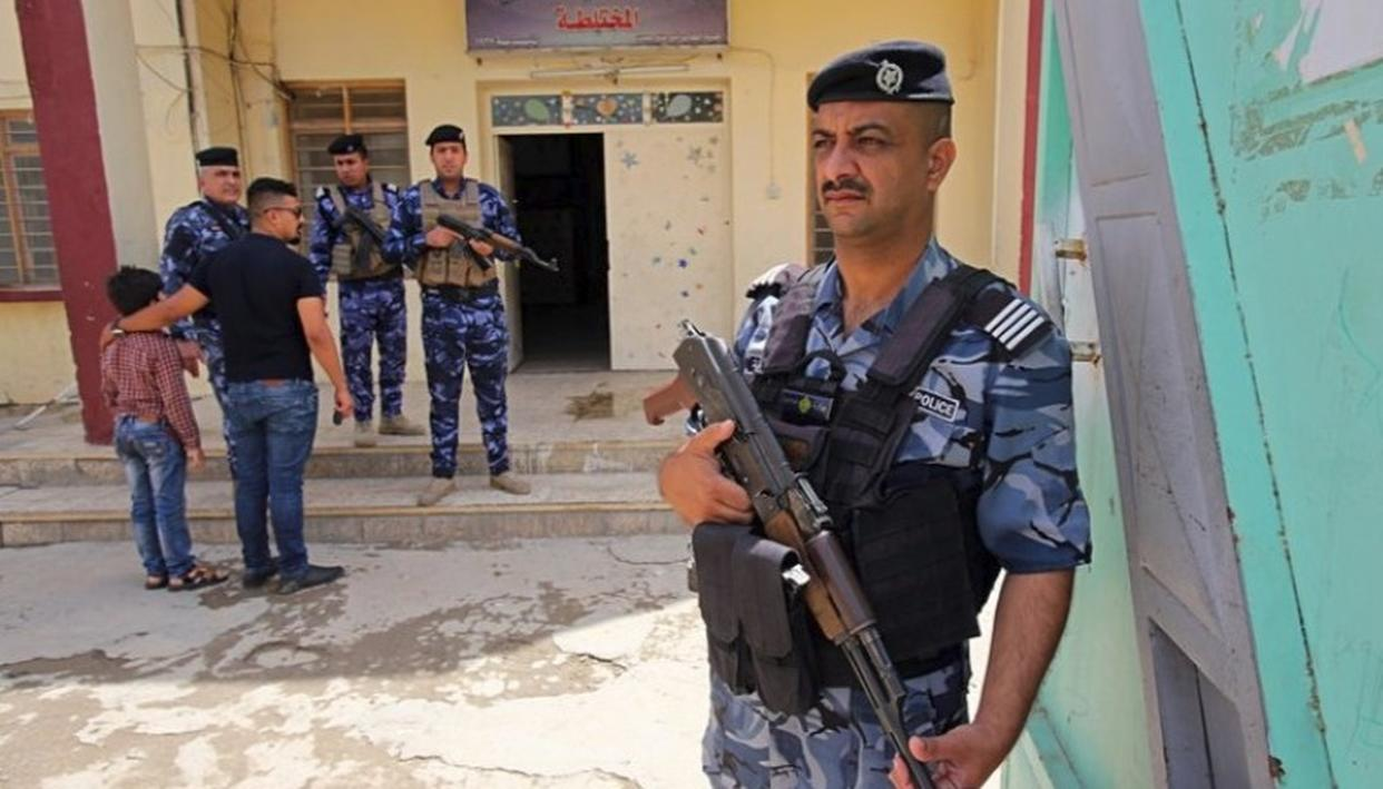 IRAQ TO CONDUCT ELECTIONS