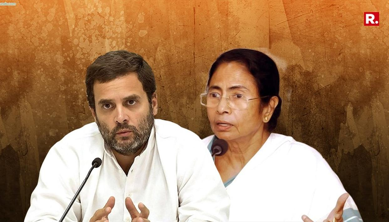HERE'S WHAT MAMATA SAID ON RAHUL'S PRIME MINISTERIAL AMBITIONS