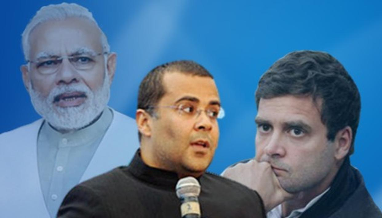 'GET A LIFE': CHETAN BHAGAT TO ACCUSERS