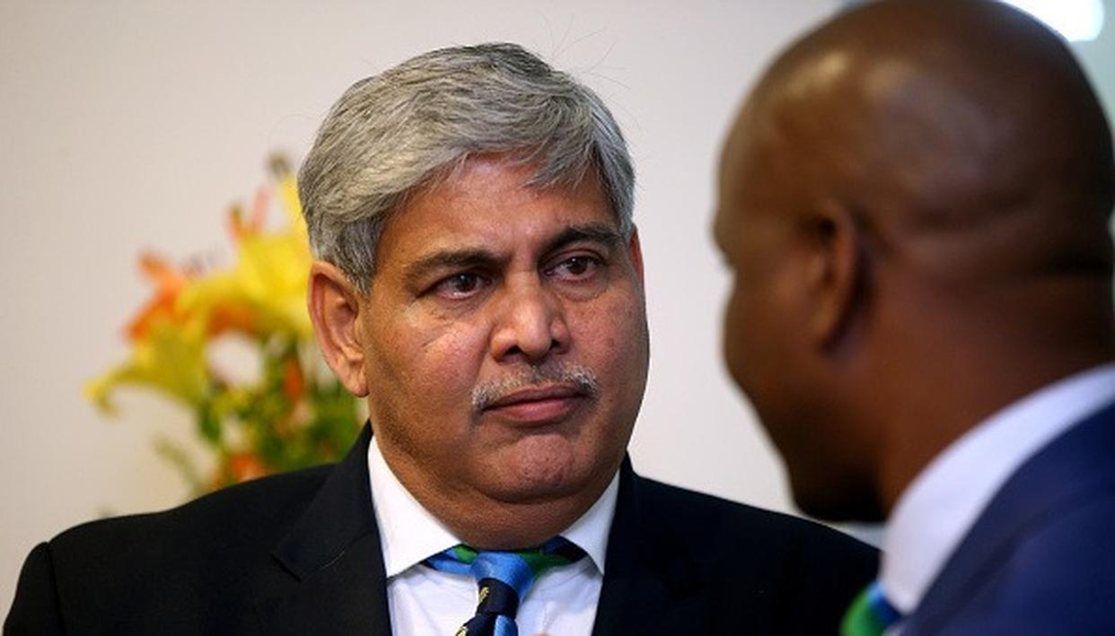 SHASHANK MANOHAR RE-ELECTED AS ICC CHAIRMAN