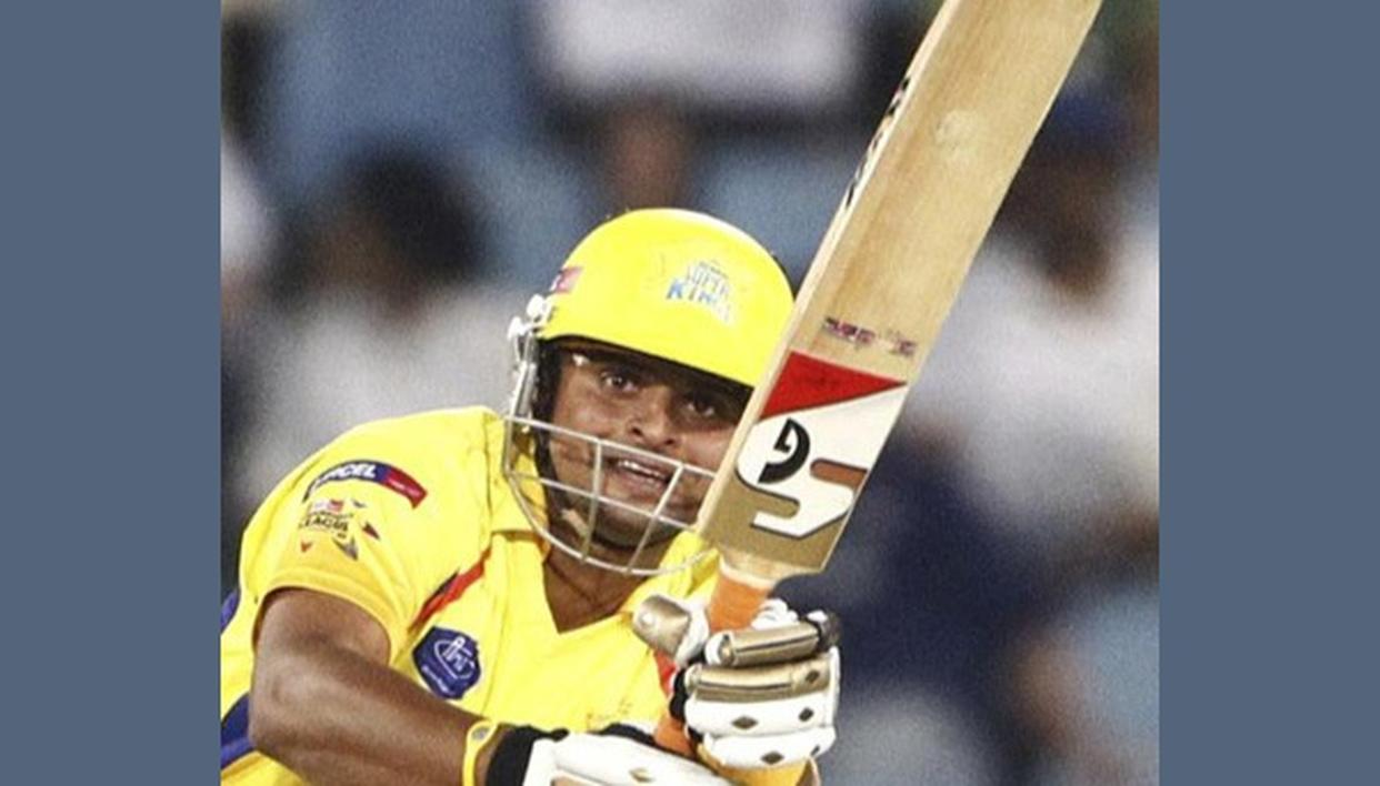 YOU NEED EXPERIENCE: RAINA ON CSK BEING TAGGED AGED TEAM