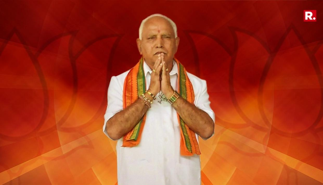 BS YEDDYURAPPA BREAKS HIS SILENCE ON SC'S FLOOR TEST ORDER