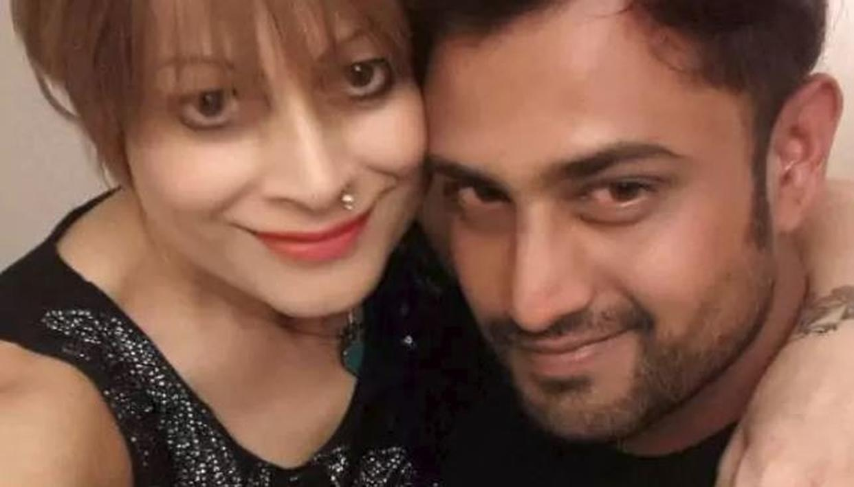BOBBY DARLING'S HUSBAND JAILED