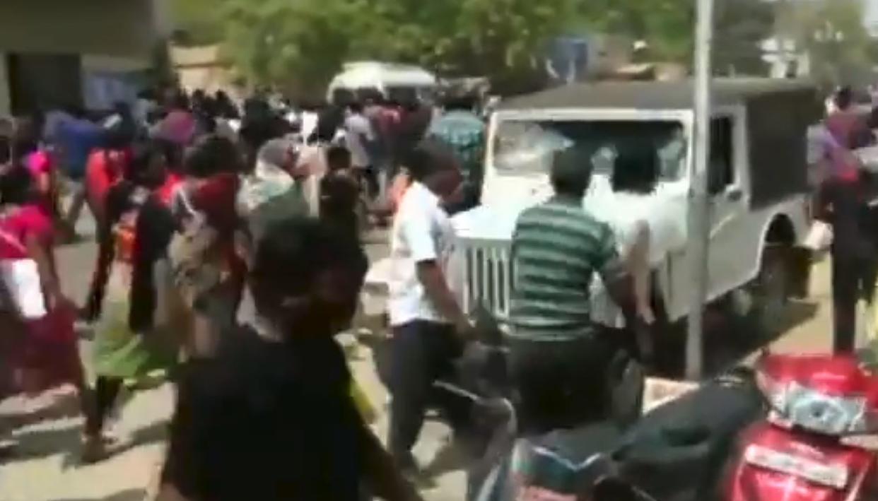 4 DIE IN ANTI-STERLITE PROTEST IN TUTICORIN