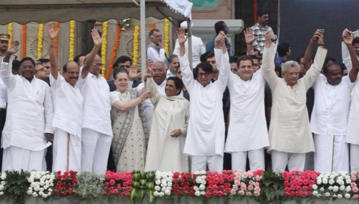 BIGGEST HINT OF THIRD FRONT?