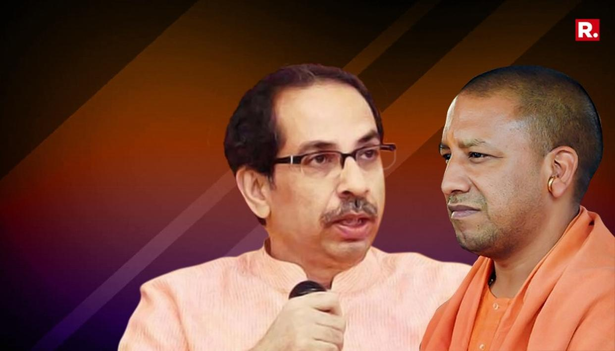 ADITYANATH IS A 'BHOGI': UDDHAV THACKERAY