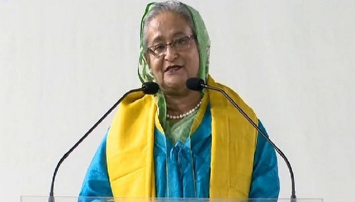 HASINA: KAZI NAZRUL SOWED SEEDS FOR OUR INDEPENDENCE