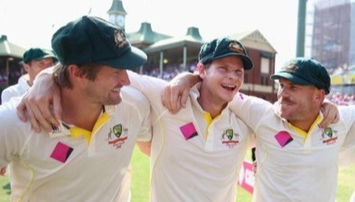 WATSON CONSIDERS PENALTY ON SMITH, WARNER AS EXTREME