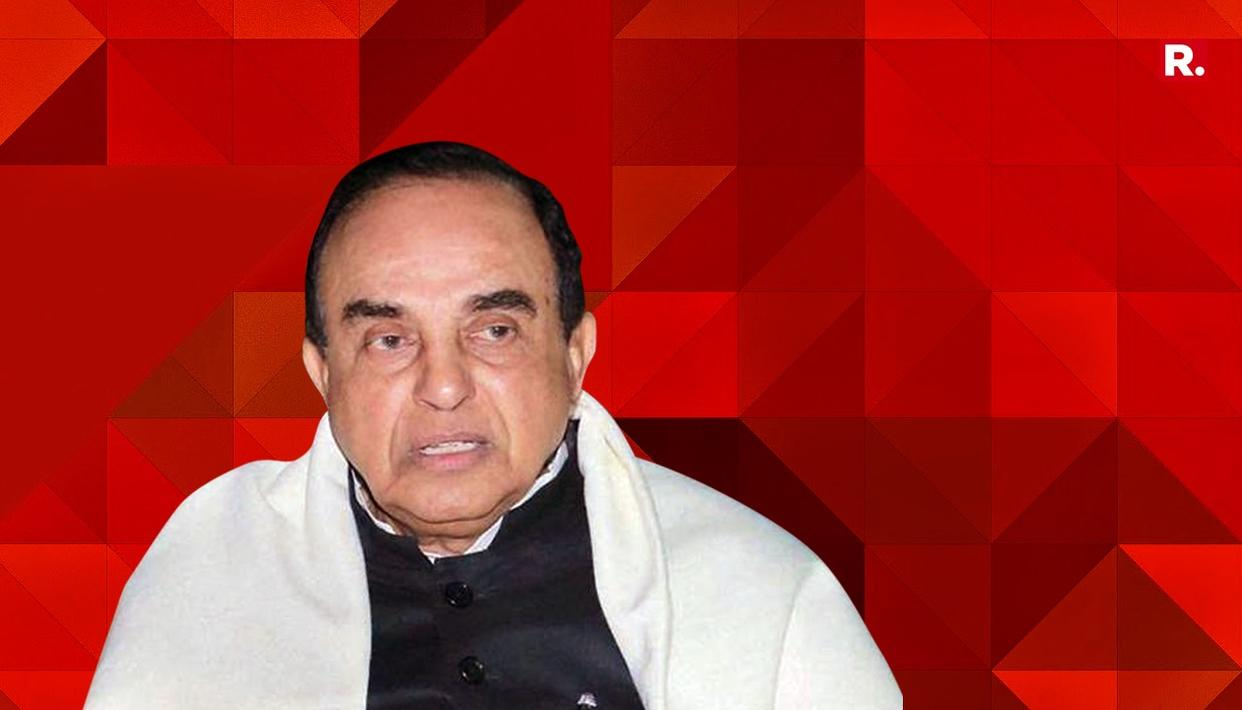 DR SWAMY'S SOLUTION FOR 'HUGE SETBACK' IN BYPOLLS