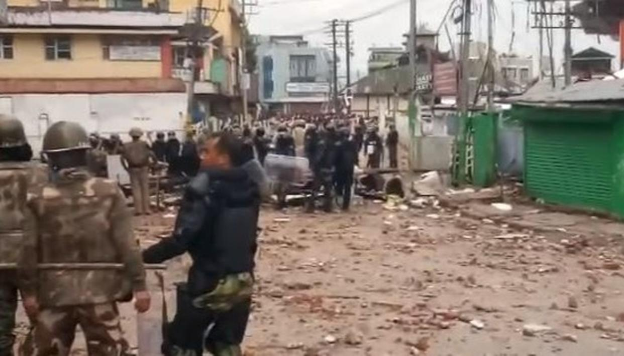 SHILLONG VIOLENCE GROUND REPORT: SITUATION STILL TENSE