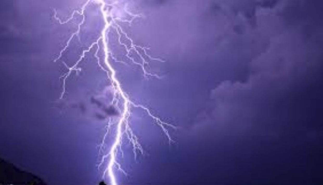THUNDERSTORMS TO HIT UP IN THE NEXT 24 HOURS