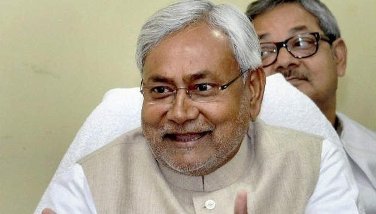 एनडीए का चेहरा बनाने की JDU की मांग पर क्या बोले नीतीश कुमार?
