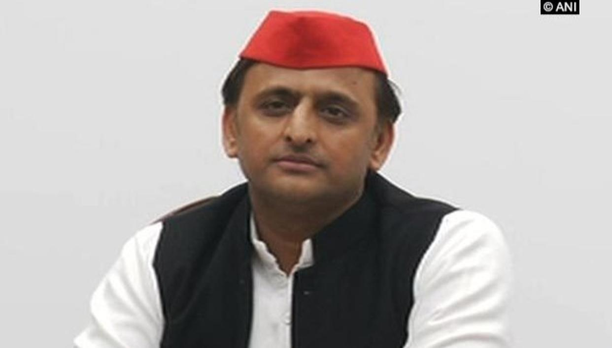 AKHILESH: SEAT SHARING TO BE DISCUSSED AT APPROPRIATE TIME