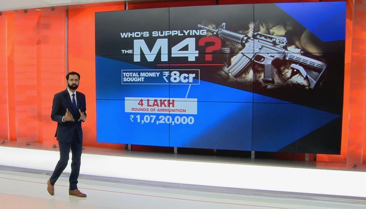 WATCH: M4, 400000 ROUNDS MENTION DECODED